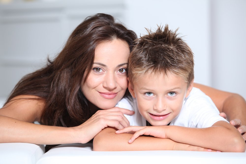 Син и мама сех 9 фотография