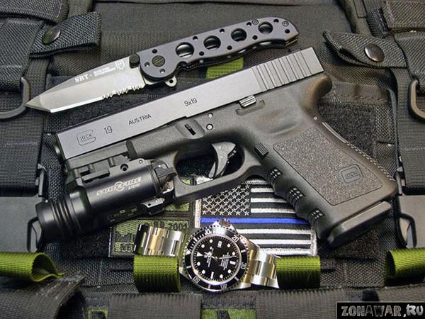 пистолет 48