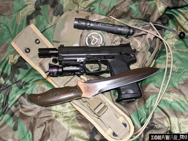 пистолет 52