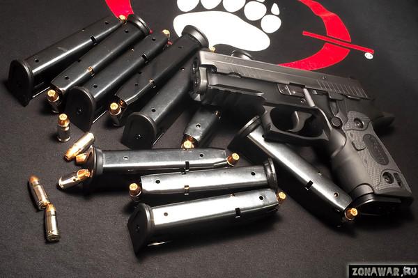 пистолет 30