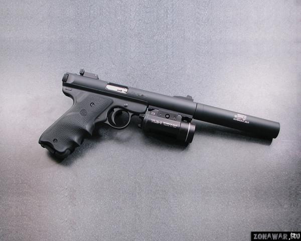 пистолет 22