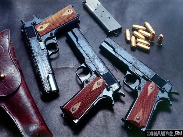 пистолет 37