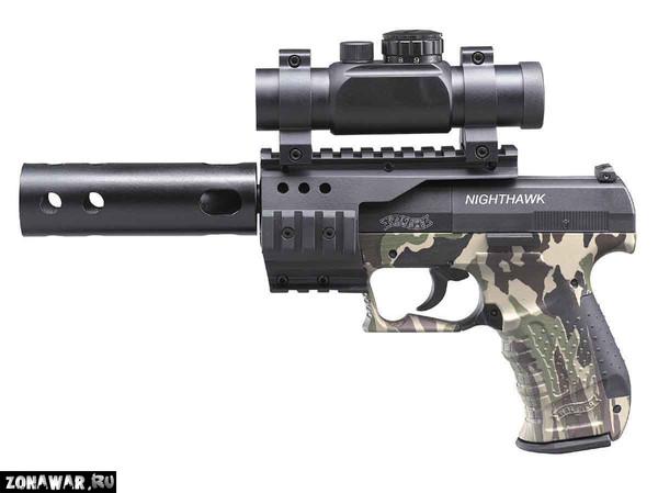 пистолет 38