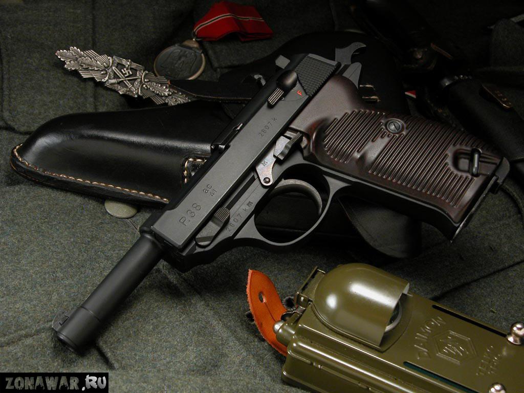 пистолет 8