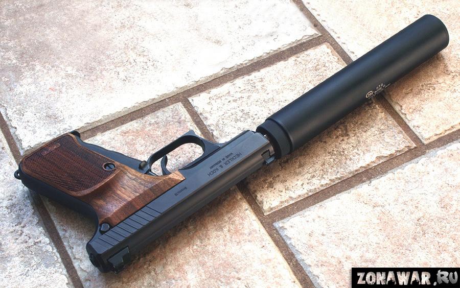 пистолет 29