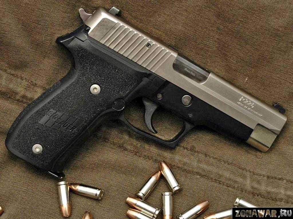 пистолет 15