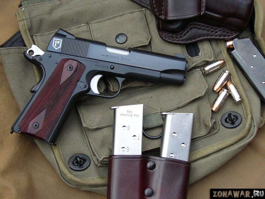 пистолет 58