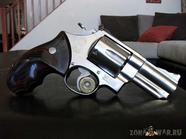револьвер 13