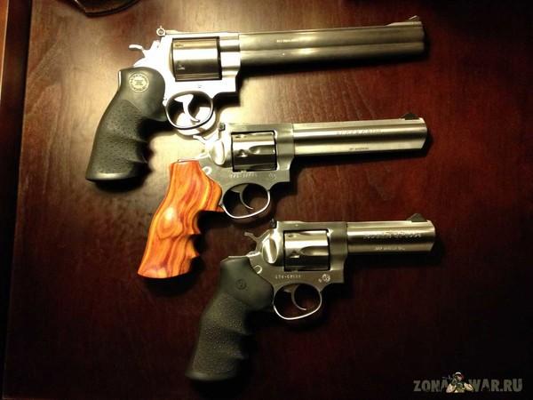 револьвер 21