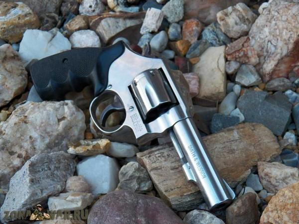 револьвер 22