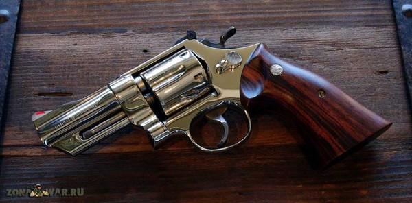 револьвер 30