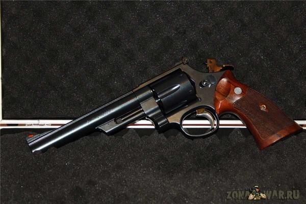 револьвер 34
