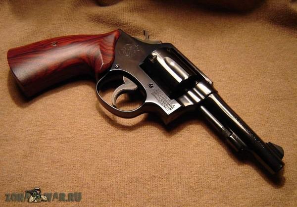 револьвер 35