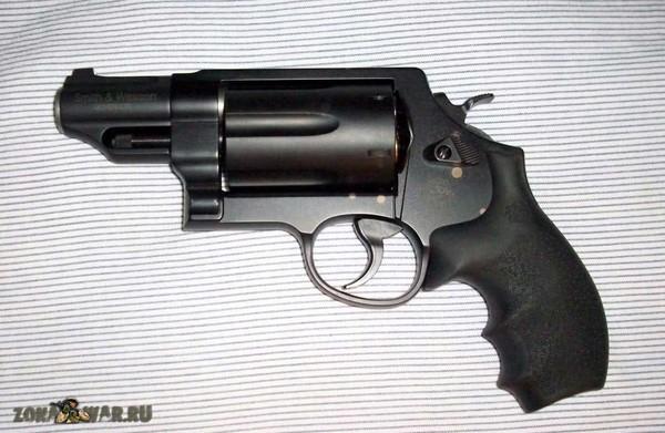 револьвер 36