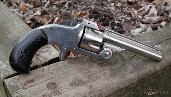 револьвер 43