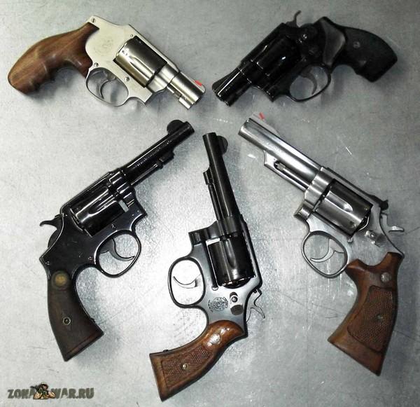 револьвер 44