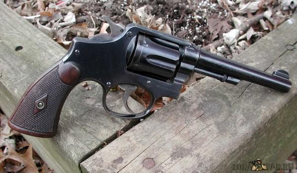 револьвер 46