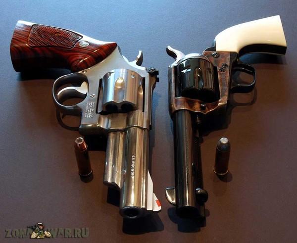 револьвер 48