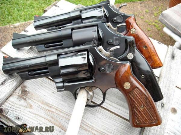 револьвер 51
