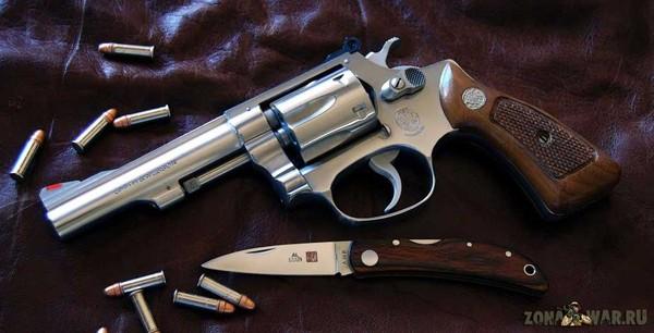револьвер 53