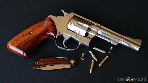 револьвер 54