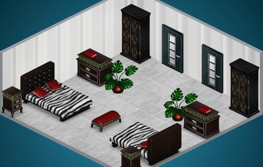Картинки комнат игры аватария