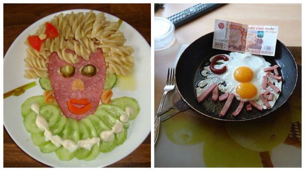 Что приготовить на обед в выходной