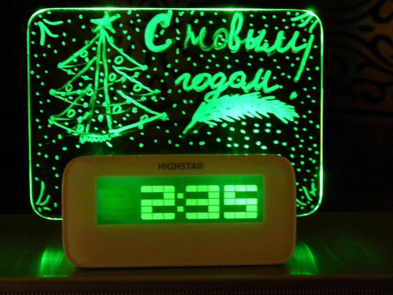 Часы-Будильник HIGHSTAR во Владивостоке