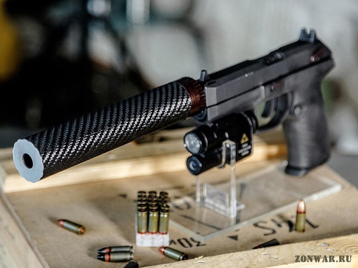 пистолет Удав фото 21